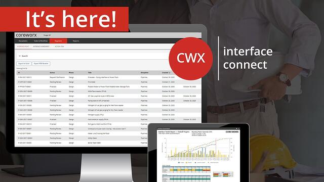 CWX_interface_connect_launch