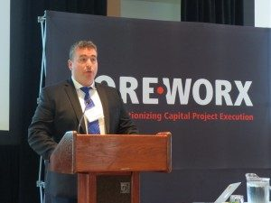 Coreworx Project Excellence in Calgary - Shane Calder