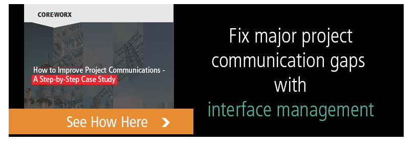 Interface Management Helps Projects Improve Communications